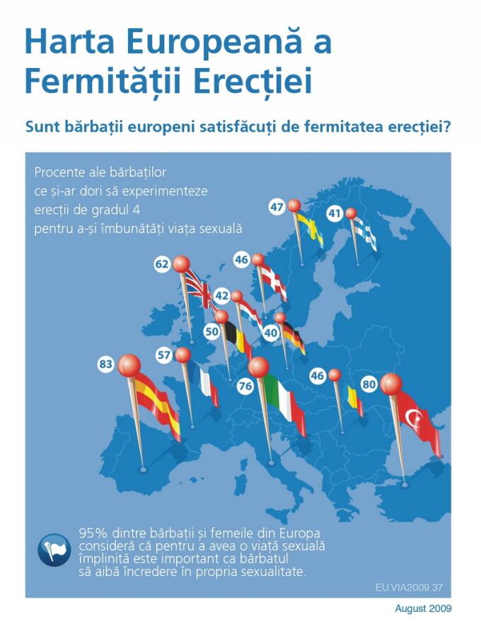 Harta sexualitate Romania