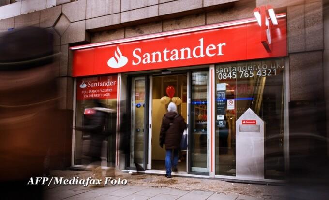 Santander UK, banci