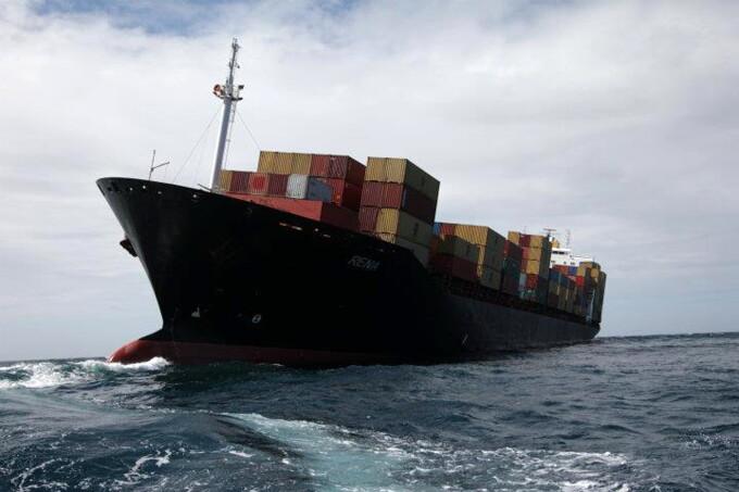 nava Noua Zeelanda