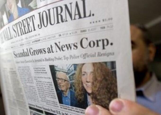Ziar, Wall Street Journal