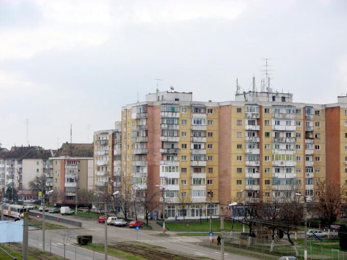 blocuri Arad
