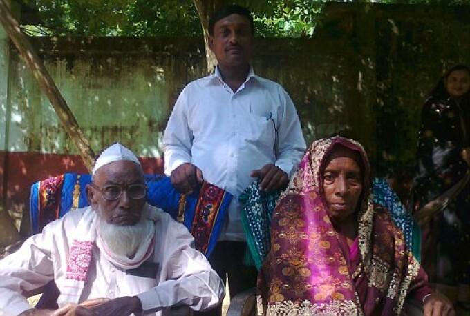 India, nunta, miri batrani