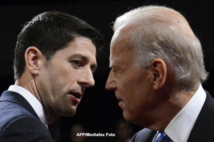 Joe Biden, Paul Ryan