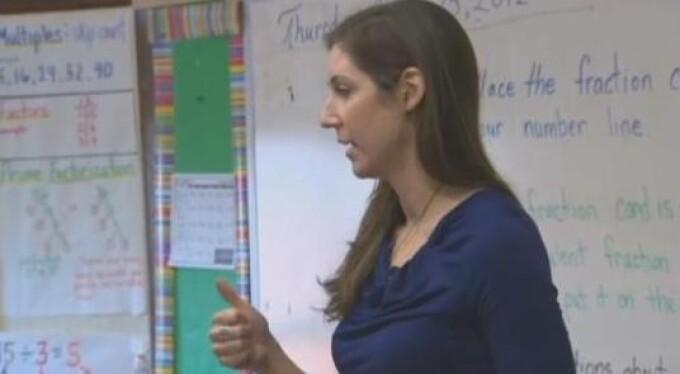 profesoara Liz Byron