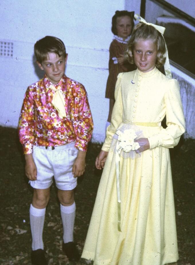 copii nunta