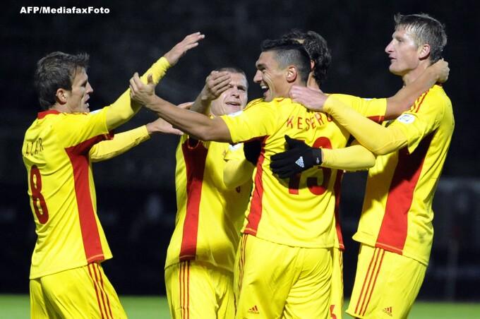 Romania - Andorra 4-0