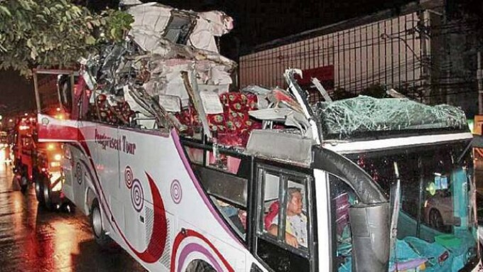 Bangkok accident