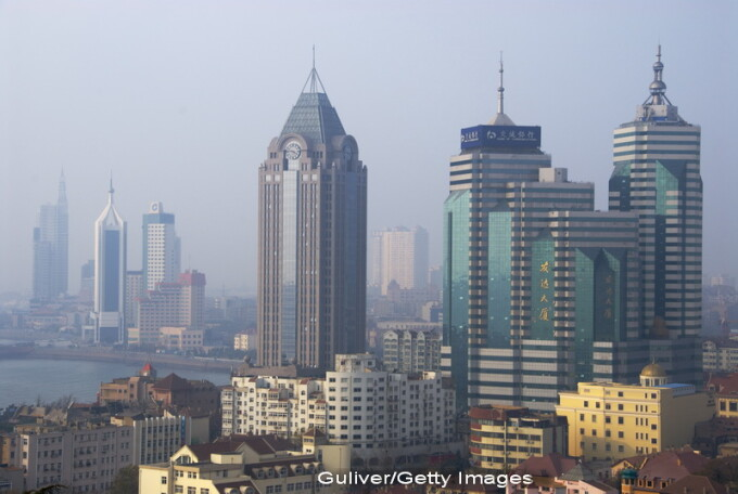 bloc, China