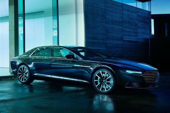 Aston Martin Lagonda - 3