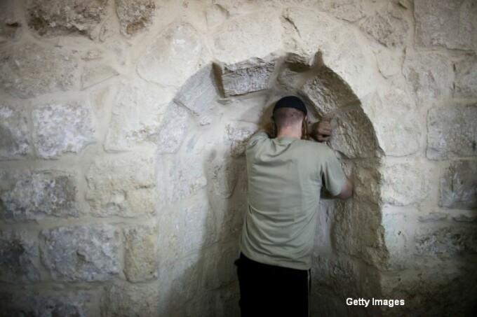 Mormantul lui Iosif