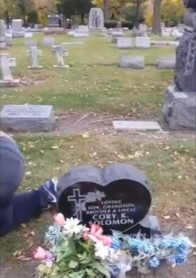 cimitir SUA