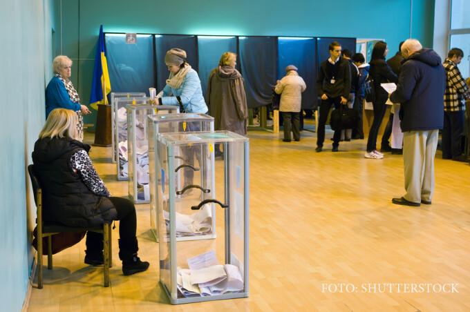 alegeri locale in Ucraina, 25 octombrie 2015