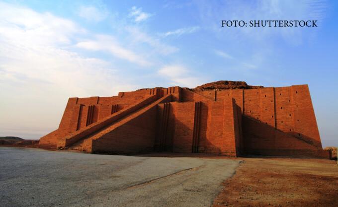 zigguratul din Ur