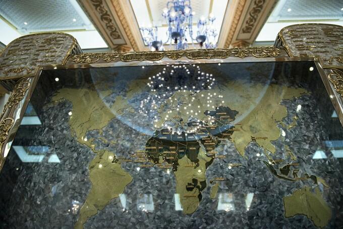 palatul regal din Jeddah, Arabia Saudita