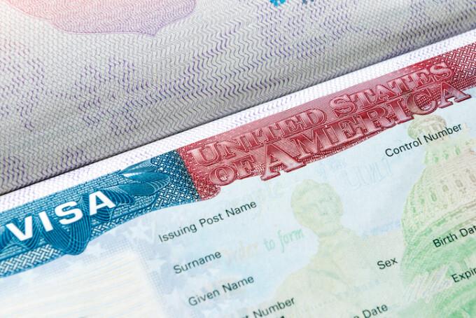 viza sua pe pasaport