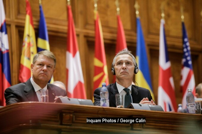 Secretarul General al NATO, vizită oficială în România