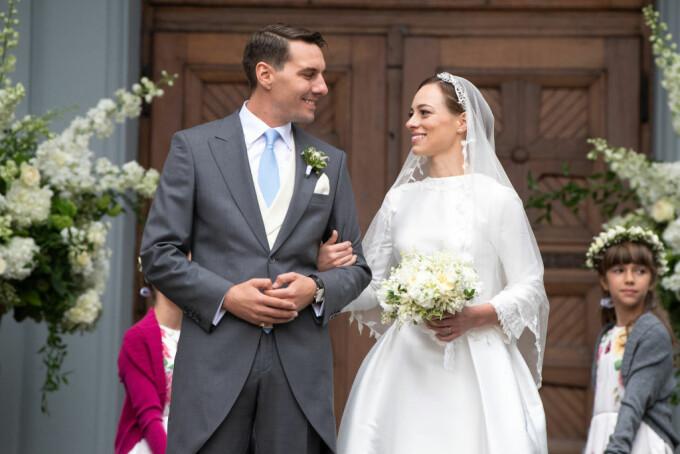 Nunta Fostului Principe Nicolae Rochia Spectaculoasă Purtată De