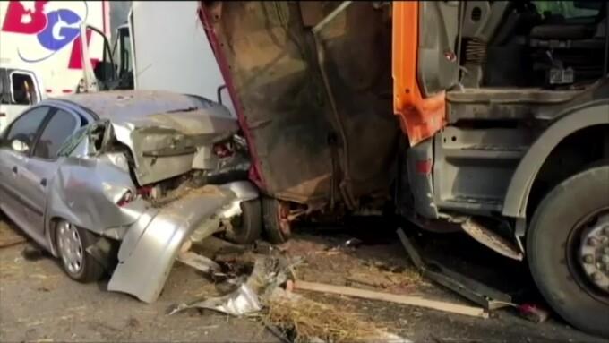 accident Serbia