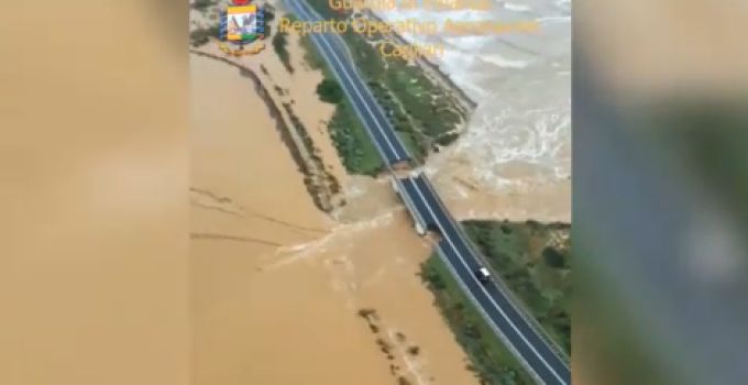 pod prabușit Italia