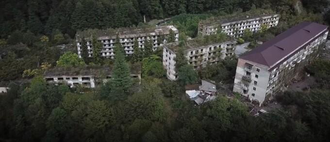 Akarmara, Georgia, oras fantoma, Abhazia