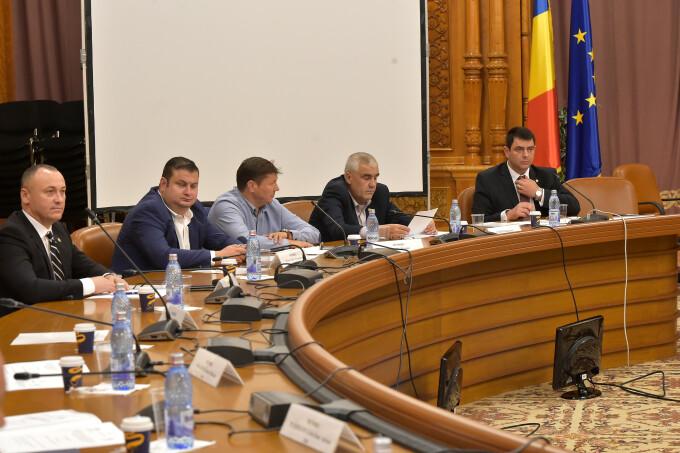 Comisia parlamentară de anchetă a activităţii SPP