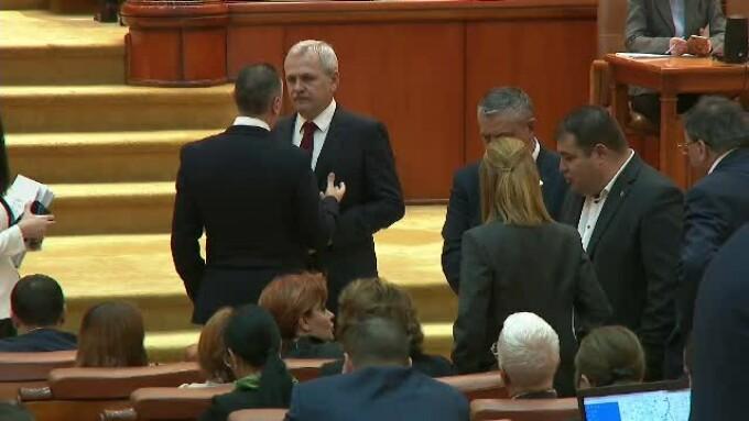 Liviu Dragnea, Parlament