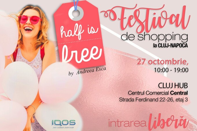 Half Is Free revine la Cluj