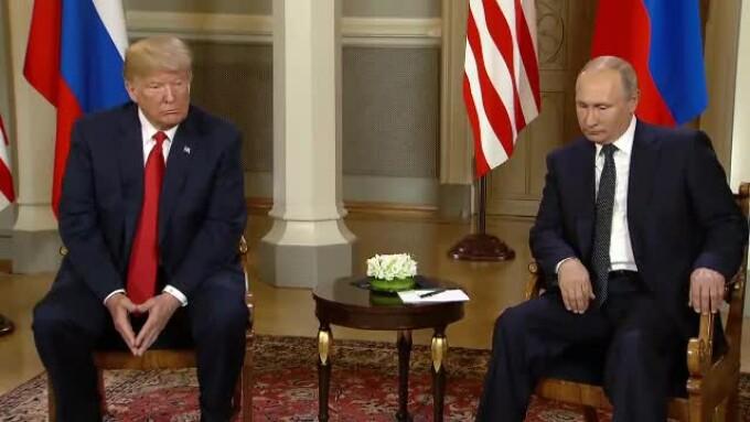 Trump si Putin