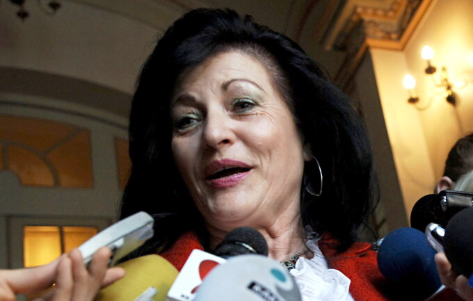 Deputata PSD, Elvira sarapatin,