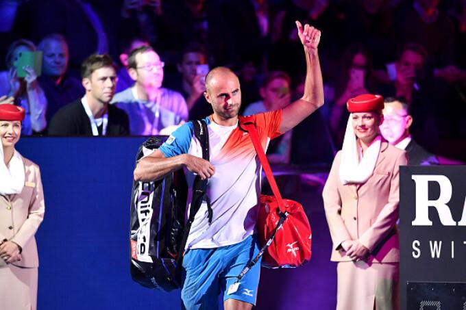 Copil - Federer