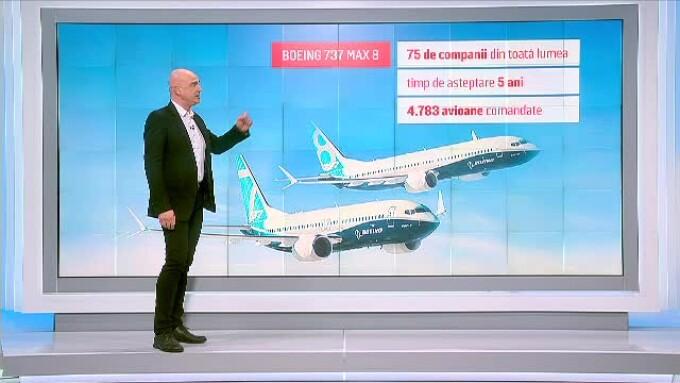 avioane Boeing 737 Max 8