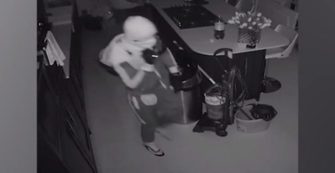 bandă hoți
