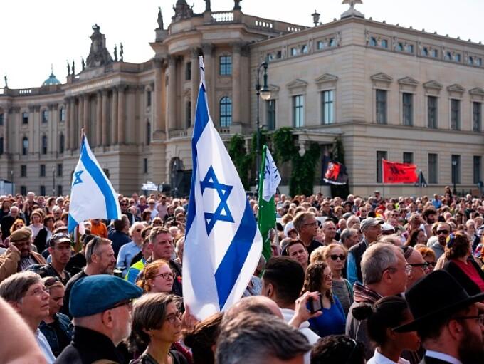 manifestatie berlin
