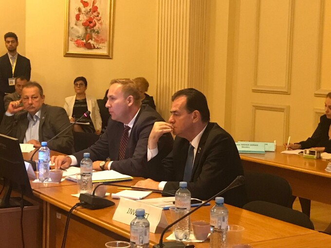 Ludovic Orban, Victor Costache