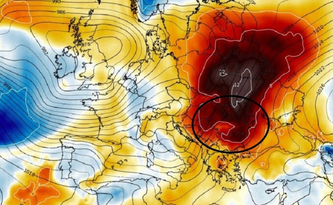 Val de aer tropical în România, după vortexul polar. Temperaturile se schimbă și cu 25 de grade