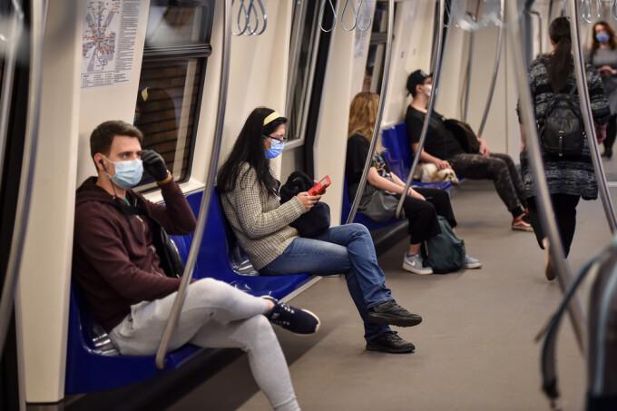 Distantare metrou