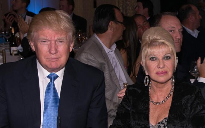 Ivana Trump, prima soție a lui Donald Trump - 7
