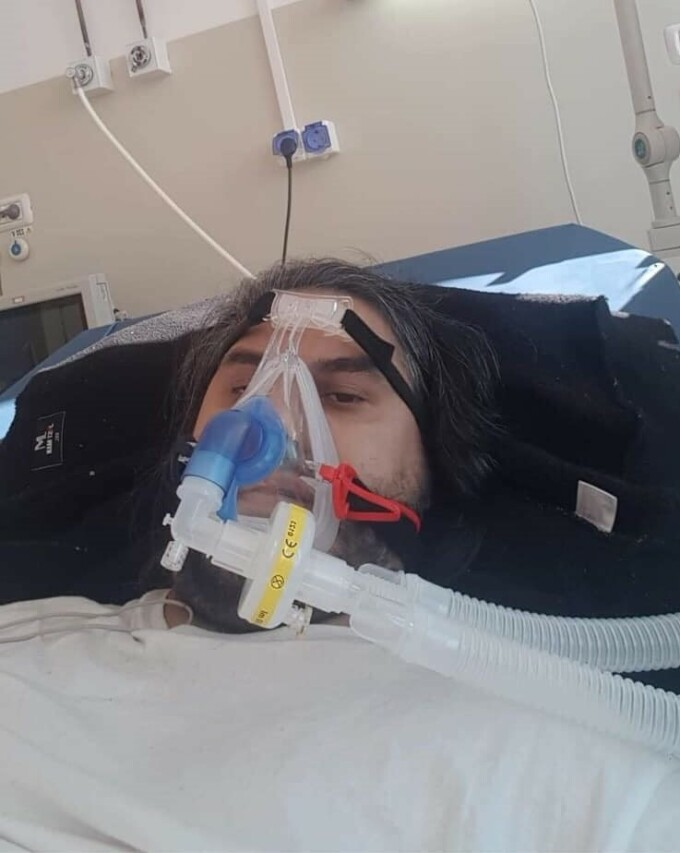 Un cunoscut artist român infectat cu Covid-19 se află în stare gravă, la terapie intensivă