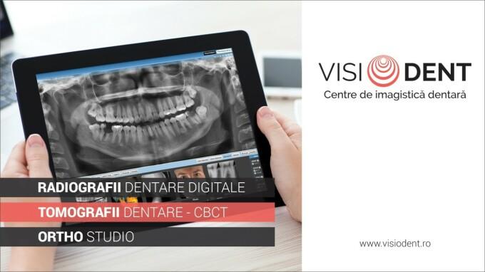 (P) Visiodent deschide al cincelea centru de imagistică dentară în București