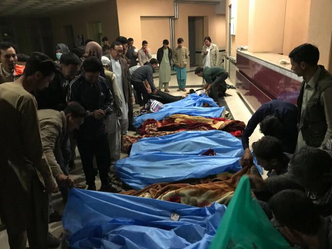 Masacru în Kabul. Sunt cel puţin 24 de morţi, în urma unui atentat sinucigaş