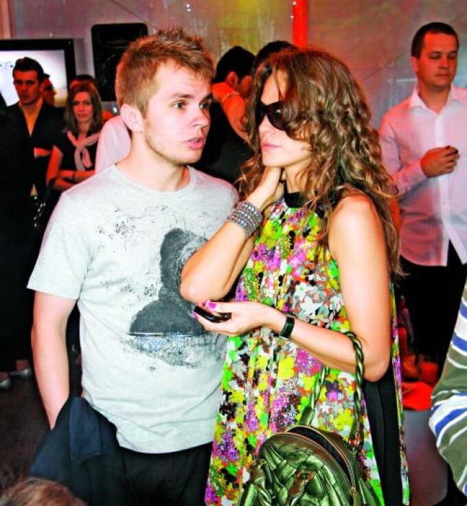Anna Lesko si Codin Maticiuc