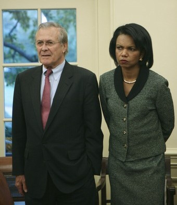 Condoleeezza Rice