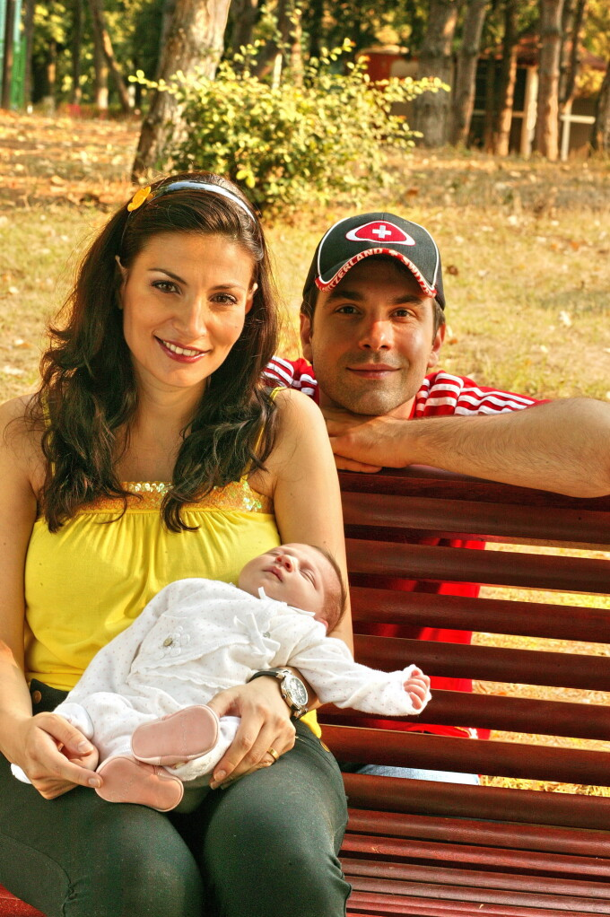 Papi, Ioana si Ruxandra