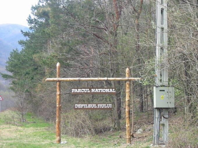 Parcul National Defileul Jiului