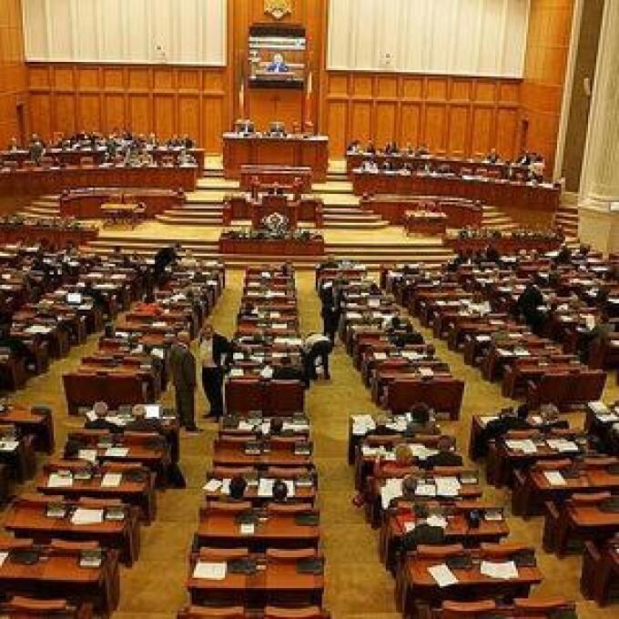 19 Scandal la comisia juridica din Senat