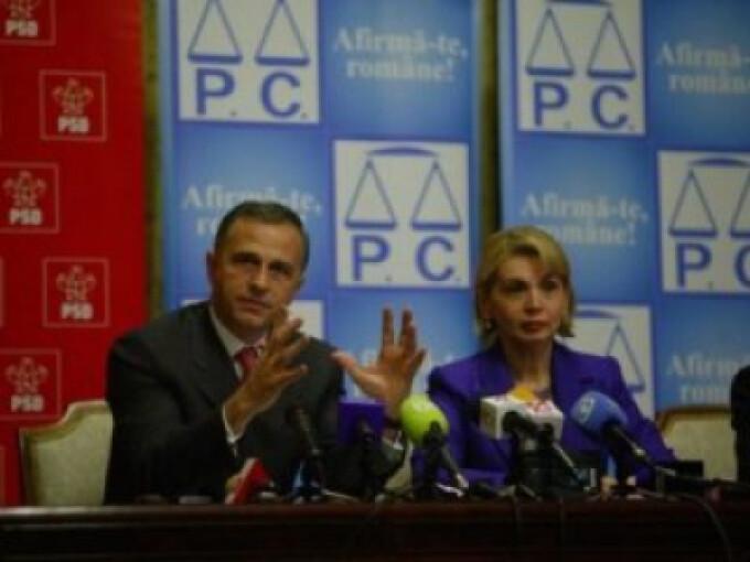 PSD si PC se gandesc la Parlament