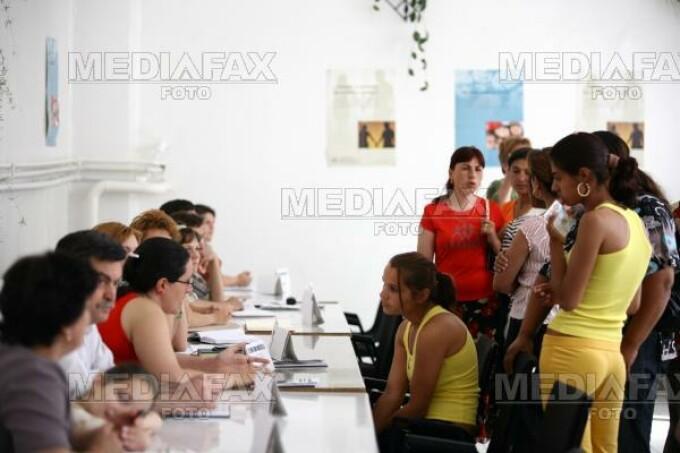 Participare sub asteptari la bursa locurilor de munca pentru absolventi
