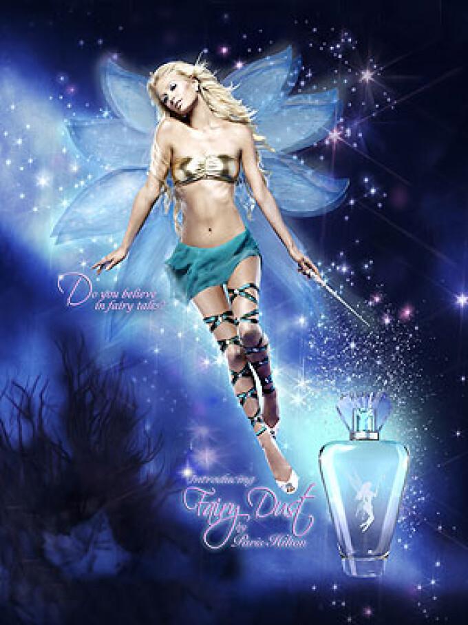 Paris Hilton parfum