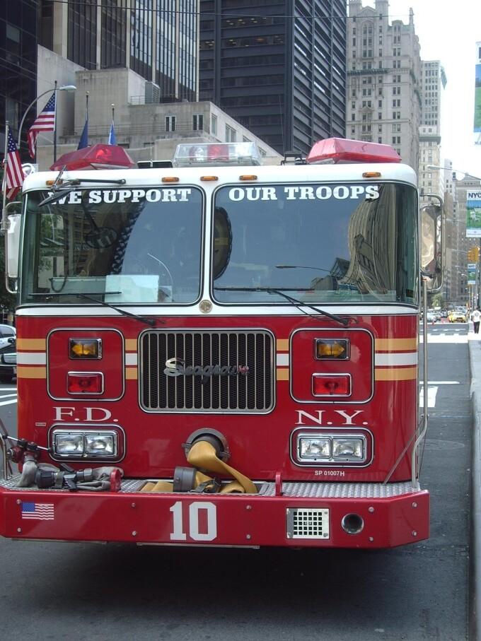pompieri SUA