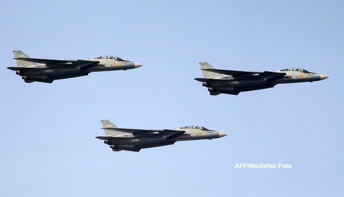 Avioane, Iran
